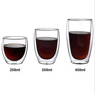 แก้ว 2 ชั้น แก้วทนร้อน