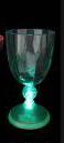 จานรองแก้ว, แก้วเปลี่ยนสีได้, ถังน้ำแข็งเรืองแสง