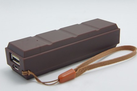 chocolate powerbank